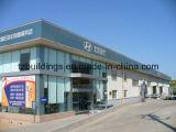 Pre проектированное стальное здание изготовления