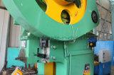 J23 macchina per forare del metallo da 25 tonnellate di bollo del metallo meccanico della macchina/pressa di potere