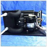 Système développé de refroidisseur d'eau d'évaporateur de réfrigération pour un cycle de réfrigération plus froid