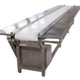 Cinta transportadora de PVC resistente a la grasa y al aceite de alta calidad