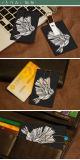 Ручка USB изготовленный на заказ диска памяти кредитной карточки логоса внезапная (EC005)