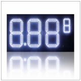 "12 ""7 ​​Segment LED Signalisation de la station d'essence LED Extérieur LED Sign Clock Heure Date Température Car 2r1g1b LED Billboards Sign"