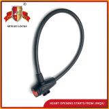 Jq8227-X hochwertiges Fahrrad-Verschluss-Motorrad-Stahlkabel-Verschluss