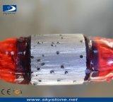 Multi-Wire viu para o corte por blocos do granito