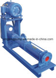 Xinglong einzelne Schrauben-progressive Kammer-Pumpe für Flüssigkeiten der verschiedenen Viskosität