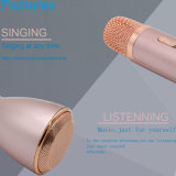 Registro de canto para telefones inteligentes Computador Mini Karaoke Player Wireless Condenser Bluetooth Smart Microphone