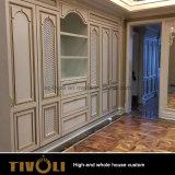 Stilvolles kundenspezifisches vollständiges Haus-hölzerne Möbel Tivo-006VW