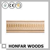 Molde de madeira implorado para o material de construção do hotel