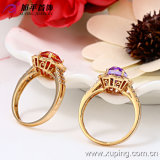 13127 i ultimi disegni dell'anello di Engag dell'oro di modo con lo Zircon