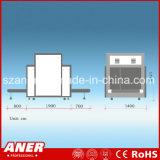 Hoher Strahl-Detektor-Geräten-Maschinen-Gepäck-Scanner des Durchgriff-K100100 X