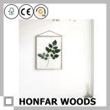 Cornice nordica di legno di quercia bianca di semplicità di stile