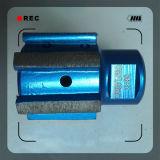 """Roda do cilindro diamante de D50XL60 5/8-11 do """""""