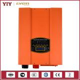 inversor teledirigido del cargador 1500W del acondicionador de aire solar del regulador