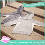 Kühle Form Zippered Knit-weiße beste Wolljacken auf Verkauf