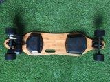 قوسيّة يثنّى حزام سير 4 عجلات لاسلكيّة كهربائيّة رفس لوح التزلج