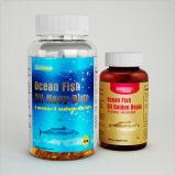 Fisch-Öl Softgel der Eigenmarken-Omega3