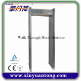 De hoge Scanner van het Metaal van de Deur van het Lichaam van de Gevoeligheid Anti-Interference Volledige (XYT2101S)