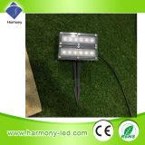 スパイクLEDの芝生ライトとの庭IP65 6W