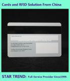 tarjeta del PVC 30mil con la raya magnética de Hico para el miembro del VIP