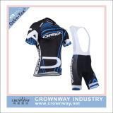 Ciclo del desgaste de la ropa de la bici camiseta Ciclismo Hombres