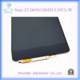 Écran tactile à écran tactile d'origine pour téléviseur portable original pour Sony Z2 D6502 D6503 L50t / L / W
