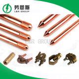 Kupferne Umhüllung-Masse Rod/Massen-System