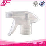 Plástico branco vermelho 28/410 28/415 de pulverizador do líquido do disparador