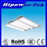 ETL Dlc LED 점화 Luminares를 위한 열거된 39W 5000k 2*4 개장 장비