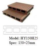 Hollow Engineered WPC Floor com CE (150 * 25mm)