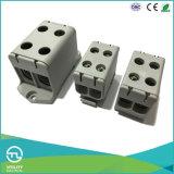 Grande bloco de distribuição Jut10-150 do trilho do RUÍDO dos conetores do condutor