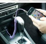 Mannetje Van uitstekende kwaliteit van de Bevordering RCA 3.5mm van de Steekproef van de Prijs van de Fabriek van Shenzhen het Vrije aan Mannelijke Stereo AudioKabel voor iPhone/Huawei/Samsung
