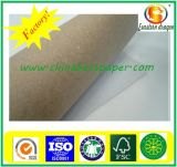 Wit het Doorschieten Papieren zakdoekje/verpakkingsdocument