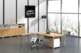 Ht03-2の白いカスタマイズされた金属の鋼鉄オフィスの管理の机フレーム