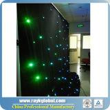 LED Star Curtain / Star LED Light Cloth / Soft LED Cloth