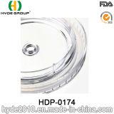 Оптовые BPA освобождают пластичную бутылку воды, Tumbler двойной стены 350ml/12oz пластичный с сторновкой (HDP-0174)