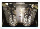 Cavidades de la botella 2 de la máquina 5000ml del soplo automático del objeto semitrabajado de la alimentación de mano que moldean