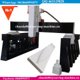 Cheap Price 3D Mold Sculpture CNC Router 5 Axis (JC3030)