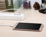 Tipo de nylon cabo cobrando dos acessórios do telefone dos dados de C para Smartphone