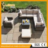 Moderne klassische Multi-Verwenden im Freiengarten-Möbel-Rattan-Stuhl-Aufenthaltsraum-Sofa-Set