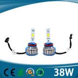 Erfinderischer Scheinwerfer der LED-H4 12V neuen Produkt-2016 des Produkt-36W 3600lm LED für Auto und Motorrad mit PFEILER LED H4