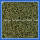 Fibre matérielle de laines de roche de frottement