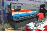 Machine à cintrer synchrone électrohydraulique de commande numérique par ordinateur de série de We67k 100t/3200