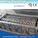 China Suministro de plástico doble Shredder eje con alta calidad