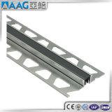 Горяче! ! ! Уравновешивание алюминиевого края уравновешивания плитки круглого алюминиевое для дверей