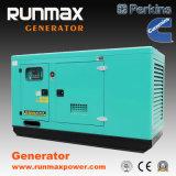160kVA de Diesel Reeks met geringe geluidssterkte van de Generator (RM128P2)