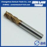 Торцевая фреза карбида вольфрама D1mm-D25mm для подвергать механической обработке CNC