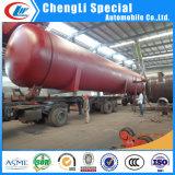 Бак для хранения ASME SA516 24mm 100ton 100mt 200m3 горизонтальный LPG