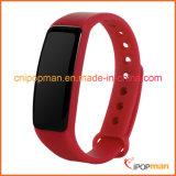Bracelete esperto, bracelete esperto dinâmico de IP67 Waterproff da frequência cardíaca