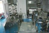 Homogeneizador de emulsión del mezclador del ungüento de la loción del pelo del vacío poner crema del color