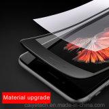butoir mou d'écran de téléphone mobile en verre Tempered du bord 3D pour iPhone7 /7 plus